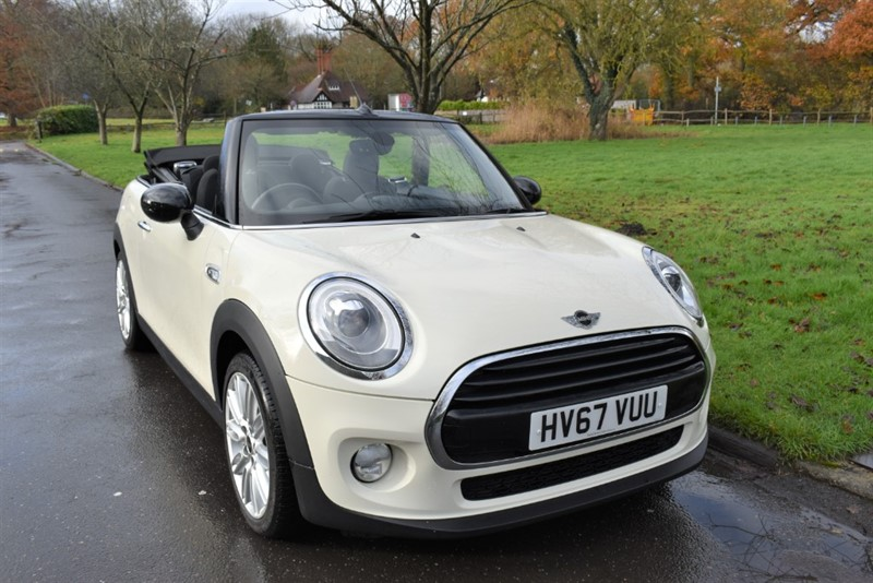 used MINI Cooper COOPER in aldershot-hampshire