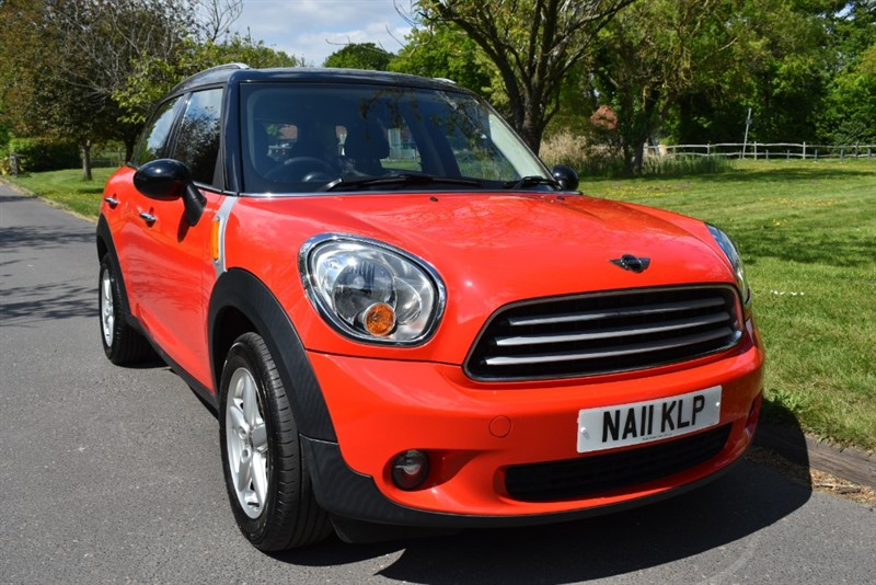 used MINI Countryman Cooper used cars in aldershot-hampshire
