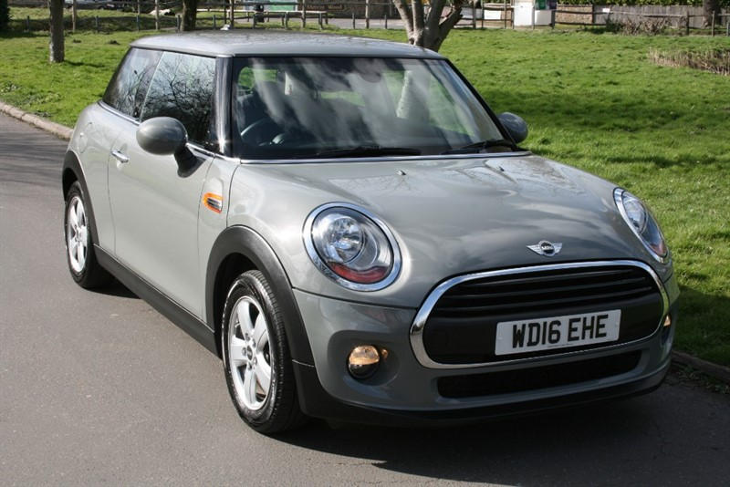 used MINI One ONE D in aldershot-hampshire