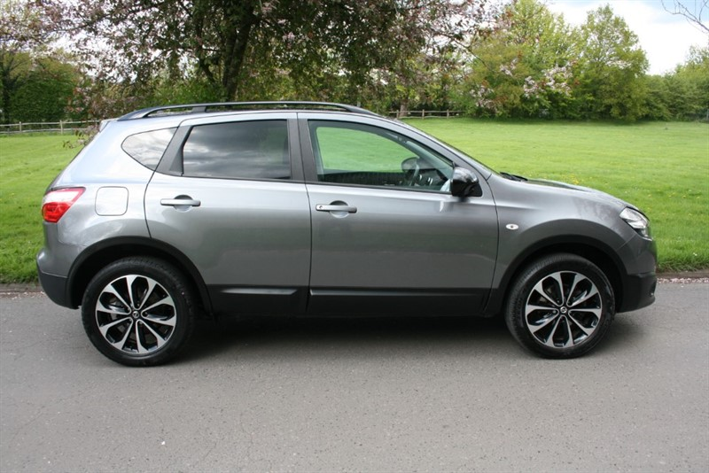 used Nissan Qashqai DCI 360 in aldershot-hampshire
