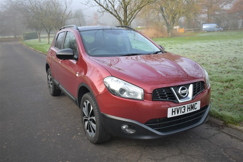used Nissan Qashqai DCI 360 IS in aldershot-hampshire