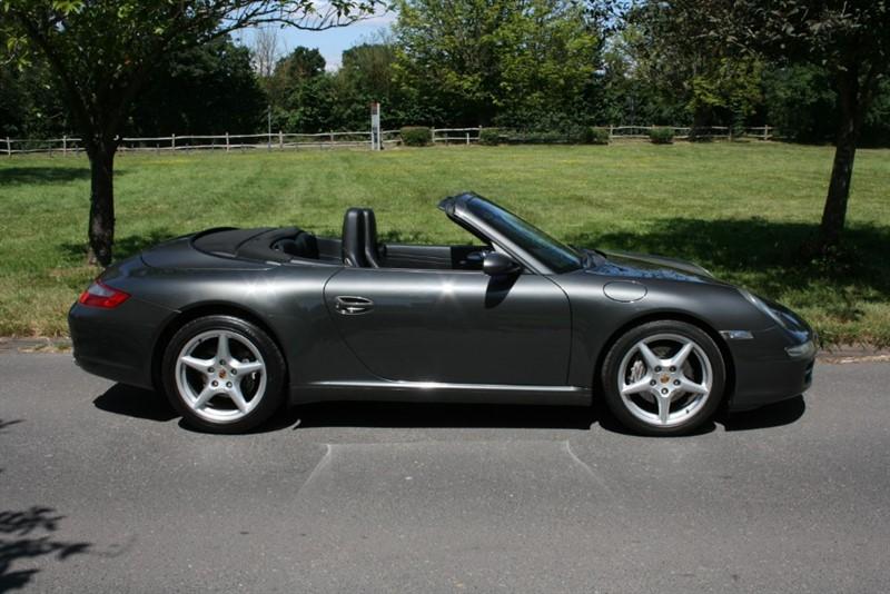 used Porsche 911 CARRERA 2 in aldershot-hampshire