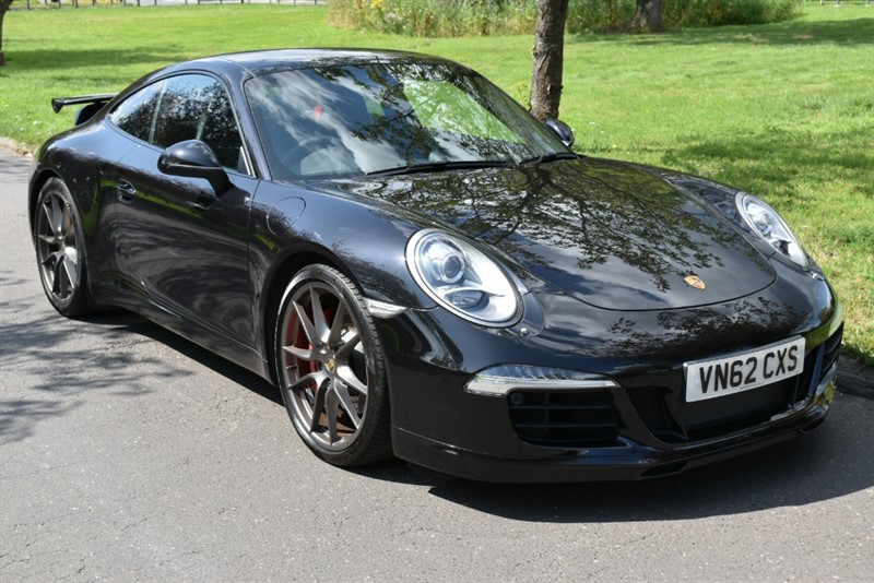used Porsche 911 CARRERA S PDK AERO in aldershot-hampshire