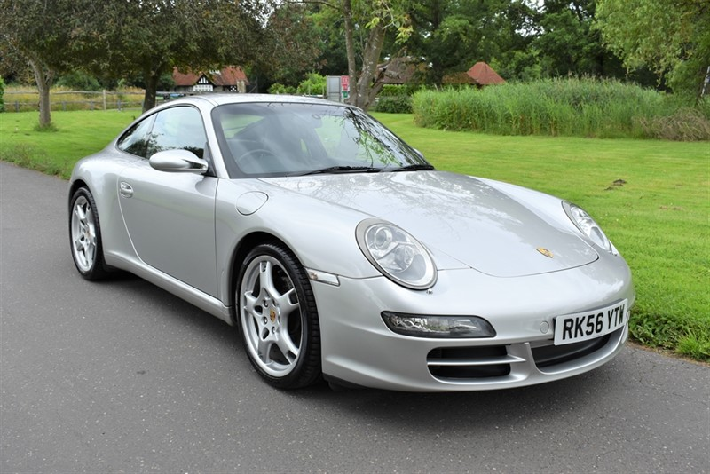 used Porsche 911 911 997 Carrera 2 used cars in aldershot-hampshire