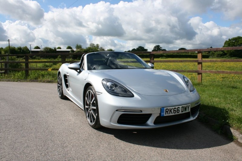 used Porsche Boxster 718 BOXSTER S PDK (MANY EXTRA'S) in aldershot-hampshire