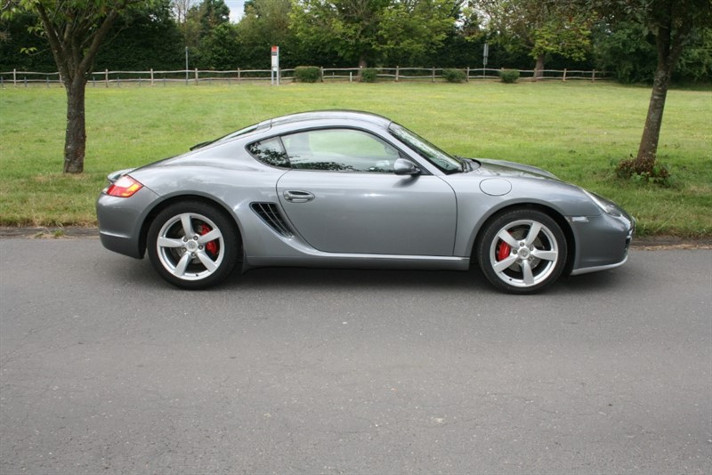 used Porsche Cayman 24V S in aldershot-hampshire