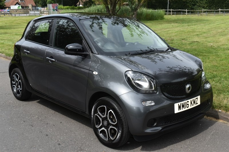 used Smart Car Forfour PRIME PREMIUM in aldershot-hampshire