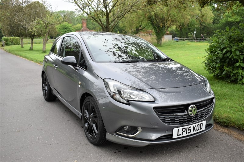 used Vauxhall Corsa LIMITED EDITION used cars in aldershot-hampshire