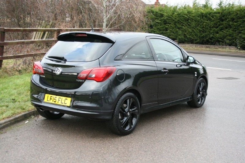 used Vauxhall Corsa LIMITED EDITION ECOFLEX S/S in aldershot-hampshire