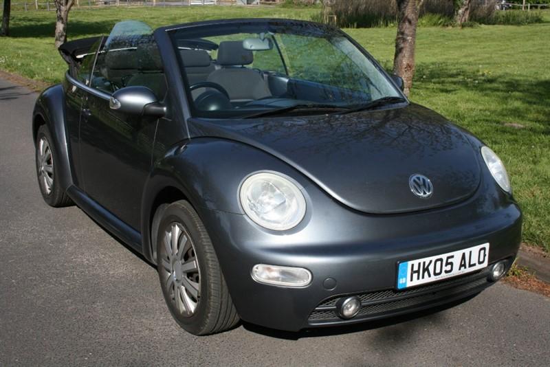 used VW Beetle TDI 100BHP in aldershot-hampshire