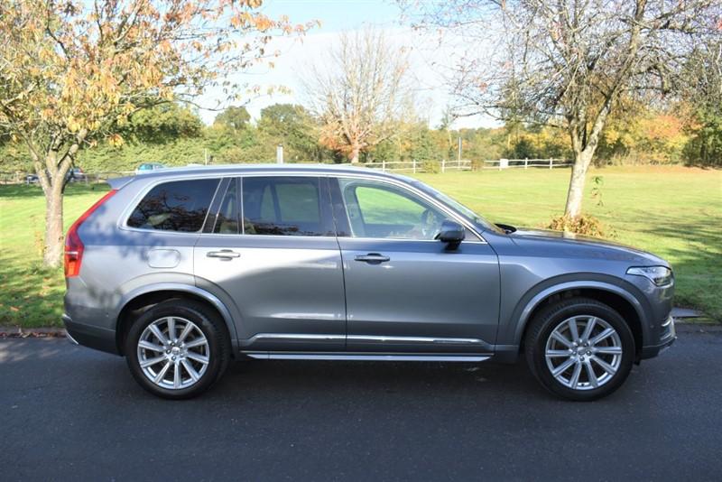 used Volvo XC90 D5 INSCRIPTION AWD massive spec in aldershot-hampshire