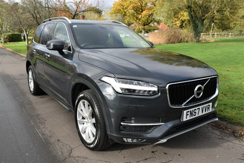 used Volvo XC90 D5 POWERPULSE MOMENTUM PRO AWD used cars in aldershot-hampshire