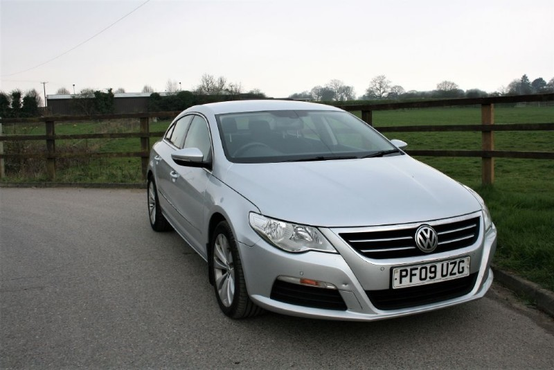used VW Passat CC TDI in aldershot-hampshire