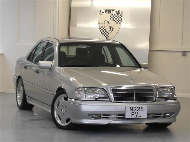 Mercedes C36 AMG for sale