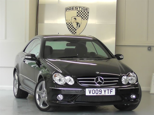 Mercedes CLK320 CDI for sale