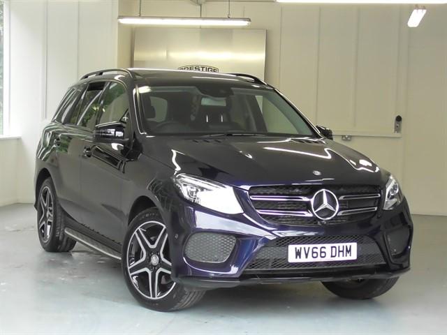 Mercedes GLE250