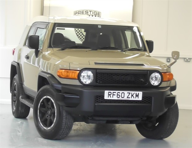 Toyota FJ Cruiser for sale