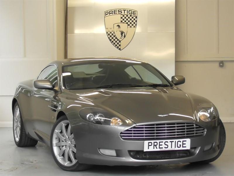 used Aston Martin DB9 V12 Touchtronic in windlesham-surrey