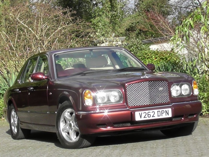 used Bentley Arnage 4.4 V8 Green Label in windlesham-surrey