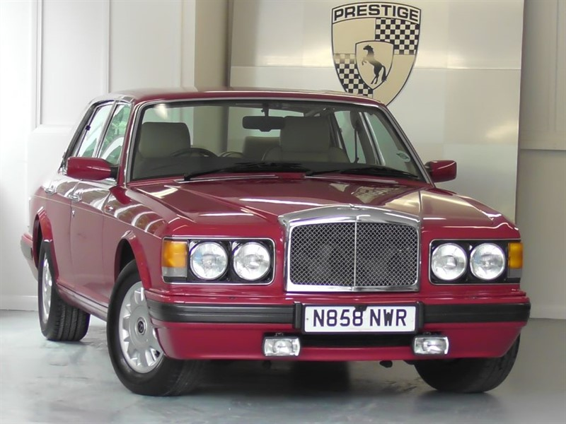 used Bentley Brooklands  in windlesham-surrey