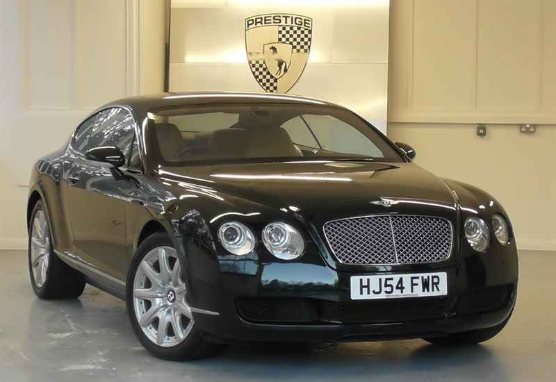 used Bentley Continental GT in windlesham-surrey