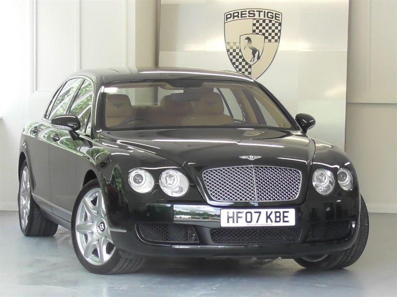 used Bentley Continental Flying Spur Mulliner Driving Pack in windlesham-surrey