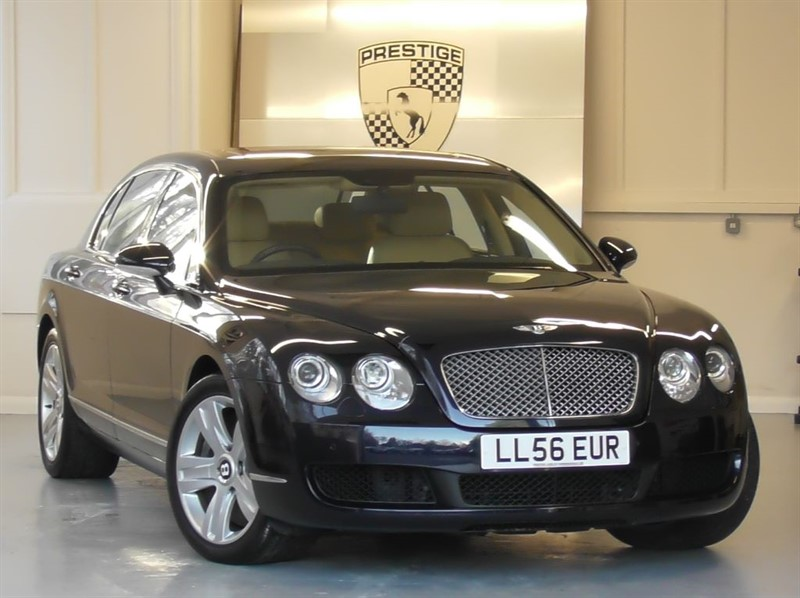 used Bentley Continental Flying Spur  in windlesham-surrey