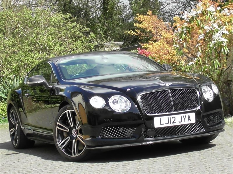 used Bentley Continental GT V8 in windlesham-surrey