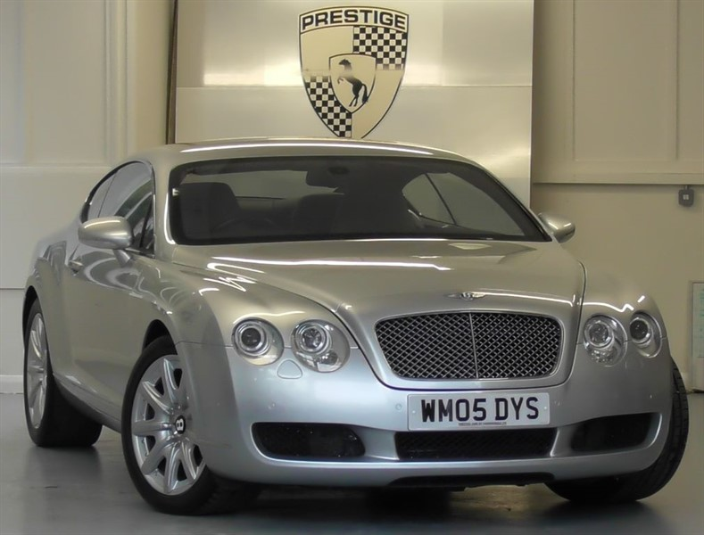 used Bentley Continental GT  in windlesham-surrey