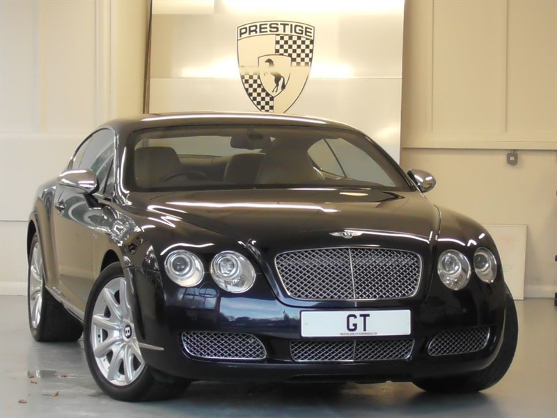 used Bentley Continental GT Only 35,000 miles in windlesham-surrey