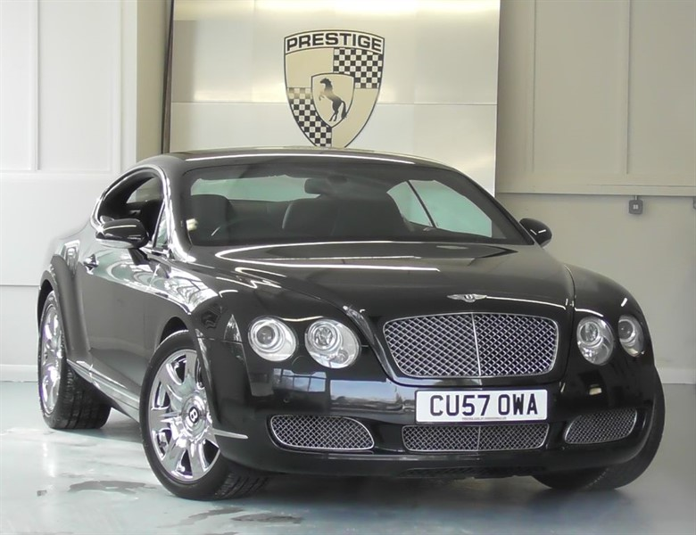 used Bentley Continental GT Mulliner Driving Pack in windlesham-surrey