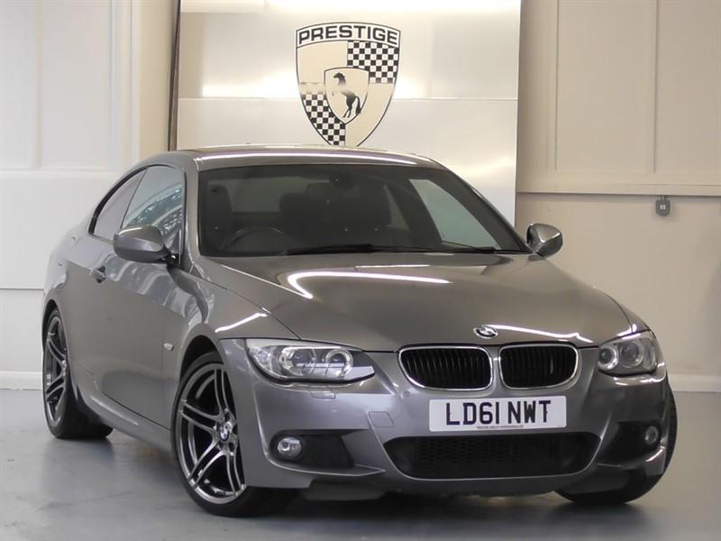 used BMW 320i M Sport Coupe Auto in windlesham-surrey