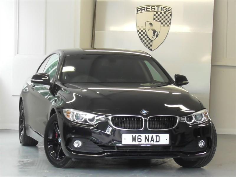 used BMW 428i SE Coupe Auto in windlesham-surrey