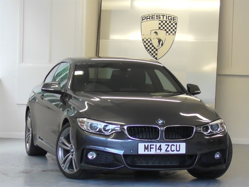 used BMW 430d M Sport Coupe Auto in windlesham-surrey