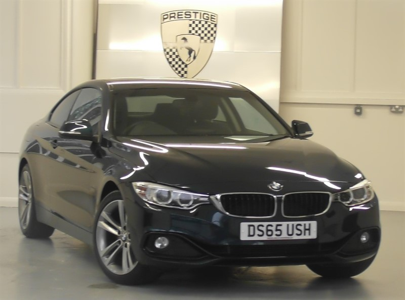 used BMW 420i Sport Auto in windlesham-surrey