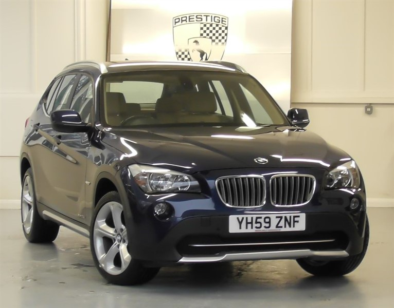 used BMW X1 xDrive23D SE Auto xLine Pack in windlesham-surrey