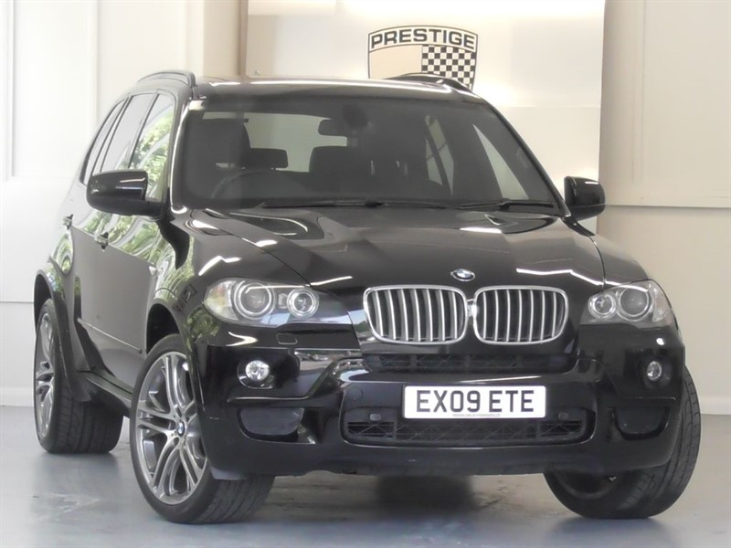 used BMW X5 xDrive35d M Sport Auto (7 Seater) in windlesham-surrey