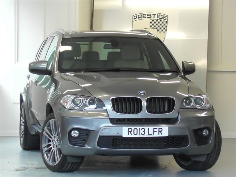 used BMW X5 xDrive30D M Sport Auto in windlesham-surrey