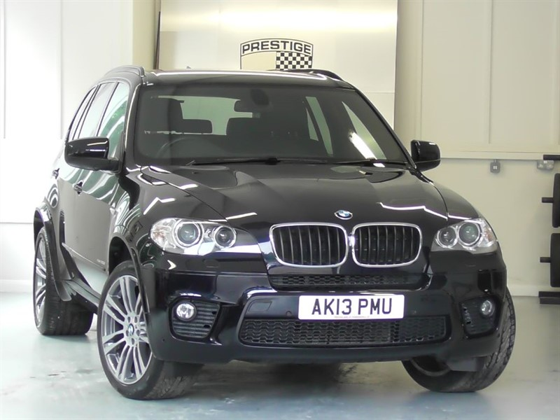 used BMW X5 xDrive30D M Sport Auto (7 Seater) in windlesham-surrey