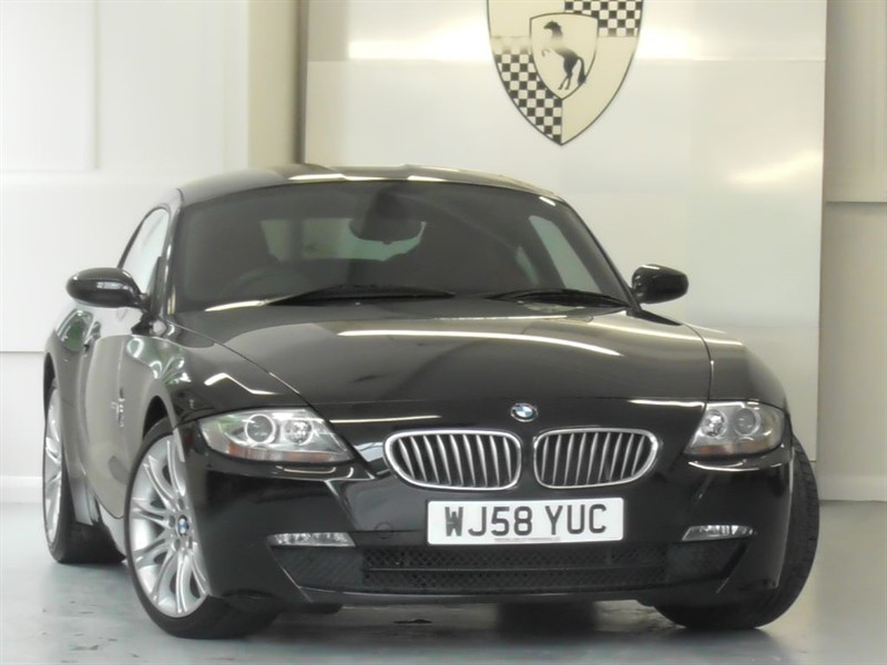 used BMW Z4 3.0 Si Coupe  in windlesham-surrey