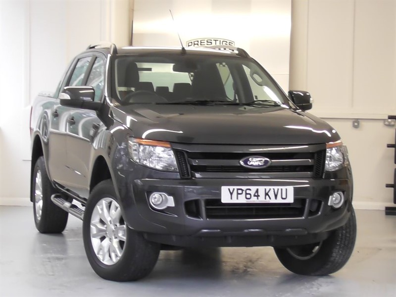 used Ford Ranger 3.2 TDCI Wildtrak 4X4 Double Cab Pick-up in windlesham-surrey