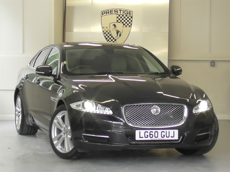 used Jaguar XJ 3.0D V6 Portfolio SWB in windlesham-surrey