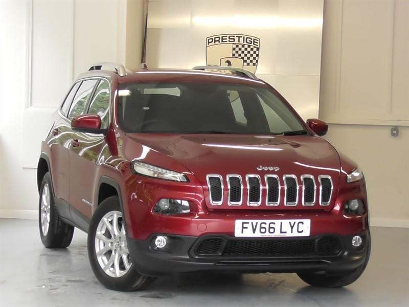 used Jeep Cherokee 3.2 Longitude Auto in windlesham-surrey