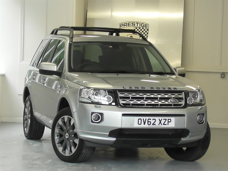 used Land Rover Freelander SD4 HSE LUXURY Auto in windlesham-surrey