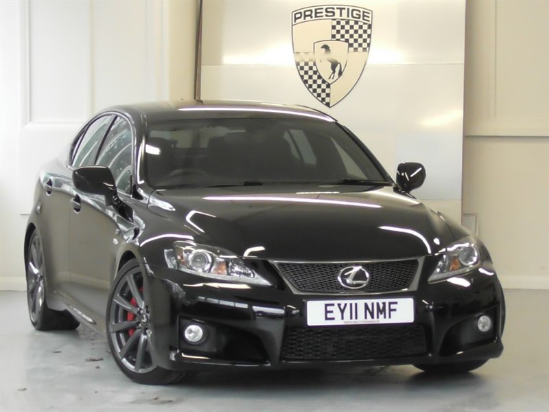 used Lexus IS F 5.0 V8 Auto in windlesham-surrey