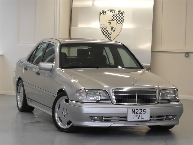 used Mercedes C36 AMG Auto in windlesham-surrey