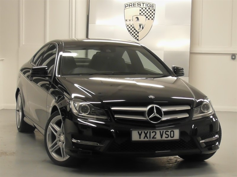 used Mercedes C350 BlueEFFICIENCY AMG Sport 7G Auto in windlesham-surrey