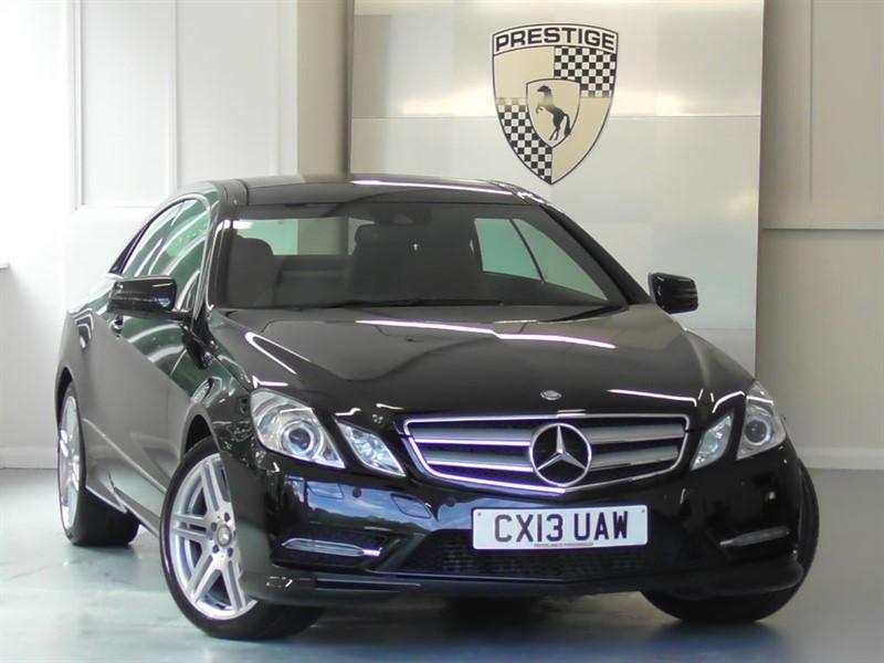 used Mercedes E350 CDI BlueEFFICIENCY Sport 7G Auto in windlesham-surrey