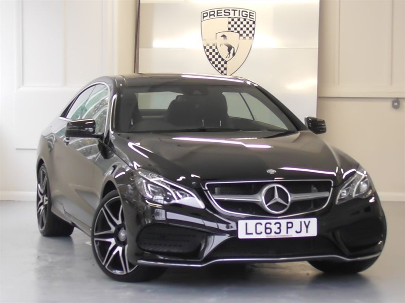 used Mercedes E400 AMG Sport Plus 7G Auto Coupe in windlesham-surrey