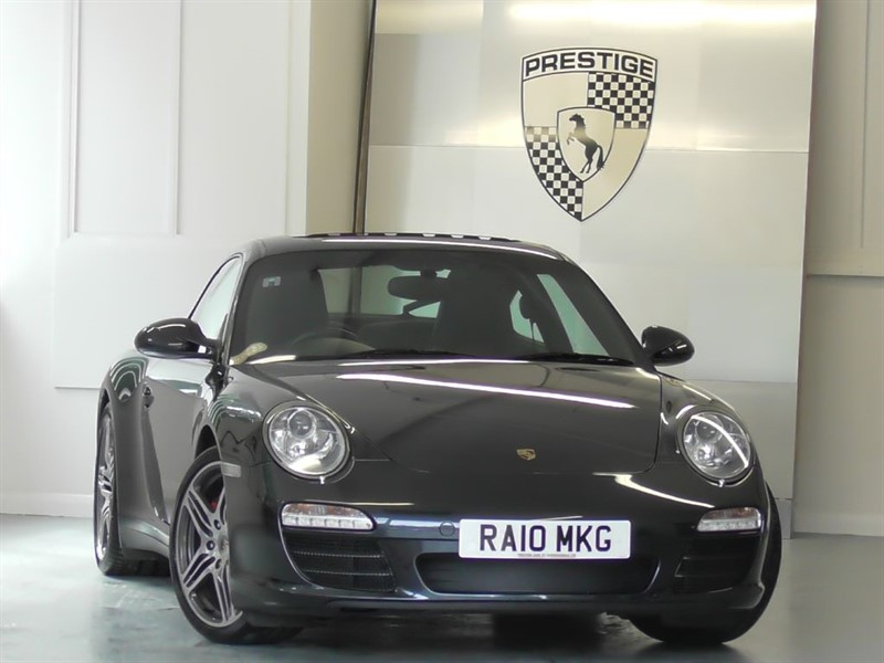 used Porsche 911 Carrera 4S PDK Coupe in windlesham-surrey